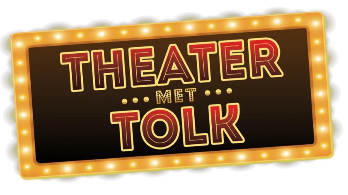 logo theater met tolk